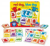 "Orchard Toys ""Red Dog Blue Dog"""