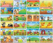 Farm Opposites (Orchard Toys)