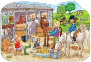"Orchard Toys ""Puzzle At the Stable (Floor Puzzle)"""