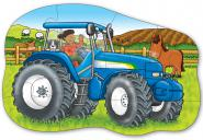 "Orchard Toys ""Little Tractor (Puzzle)"""