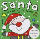 CD + Text: Santa is Coming to Town