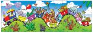 "Orchard Toys ""Jungle Express"" (Floor Puzzle)"