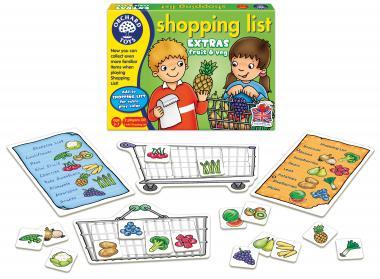 """Orchard Toys """"Shopping List - Fruit & Veg"""""""