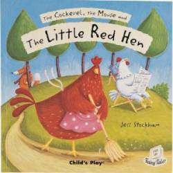 The Little Red Hen (Child's Play - Lift the flaps - PB)