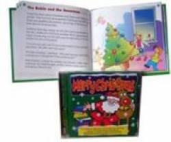 Merry Christmas (Buch + CD)