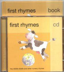 CD + Buch: First Rhymes