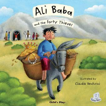 Ali Baba and the Forty Thieves (Child's Play - PB)