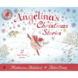 Angelina's Christmas Stories (PB)