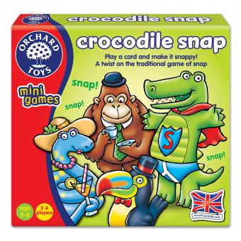 """""""Crocodile Snap"""" (Orchard Toys minis) - Puzzle"""