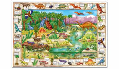 """Orchard Toys """"Dinosaur Discovery"""" (Floor Puzzle"""""""