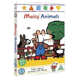 Maisy Animals (DVD)