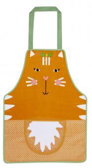 """""""Kinderschürze (PVC) Ginger Cat"""" von Ulster Weavers zum Kochen und Basteln"""
