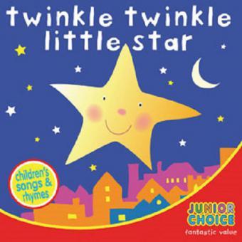 CD + Text: Twinkle, Twinkle, Little Star