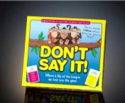 Don't Say it! (Paul Lamond)